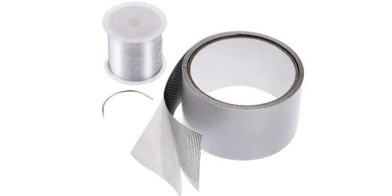 Cinta de malla de fibra de vidrio JOVITEC