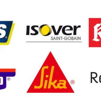 Las principales marcas de productos de fibra de vidrio